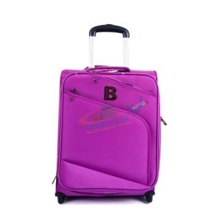 aab57a6e4d6f6 Ružový cestovný kufor