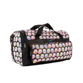 d66f3745a9be2 Farebná cestovná taška cez rameno